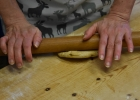 Preparazione pasta HYST